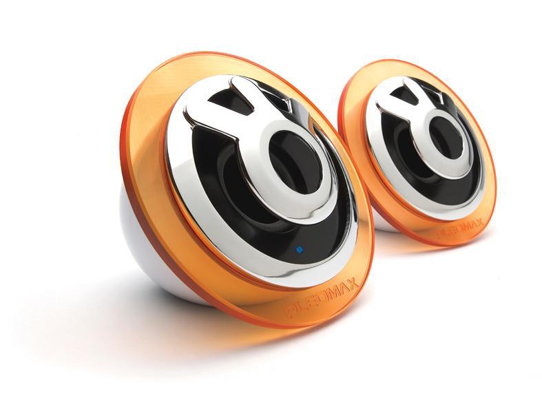 Pleomax speaker