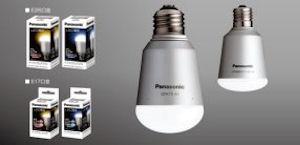 Panasonic nuove lampadine led - Le nuove lampadine ...