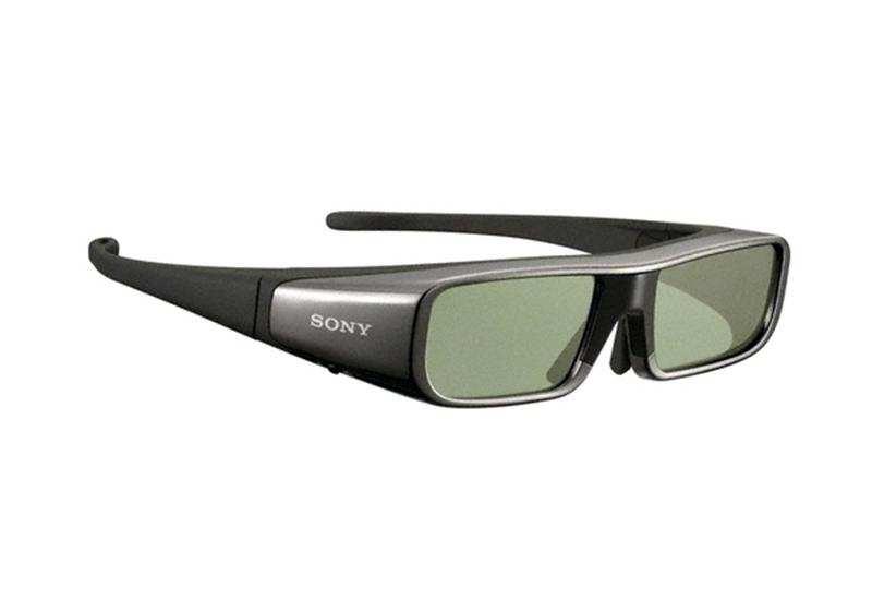 D Active Glasses Lunettes