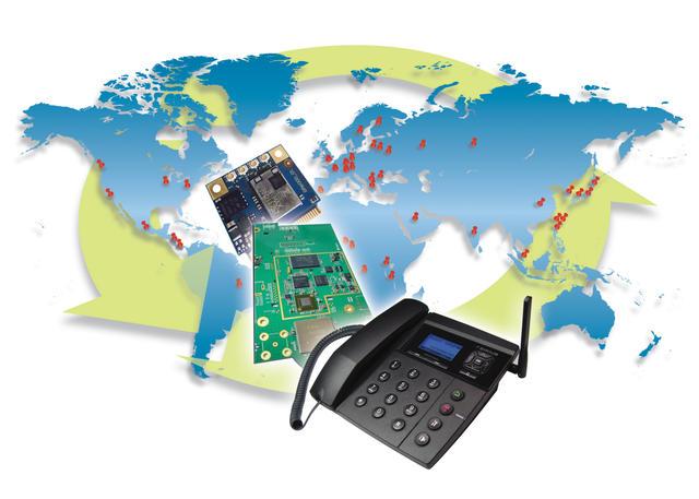 Fujitsu presenta i nuovi terminali WiMAX 4G  al WiMAX Forum Global Congress 2010