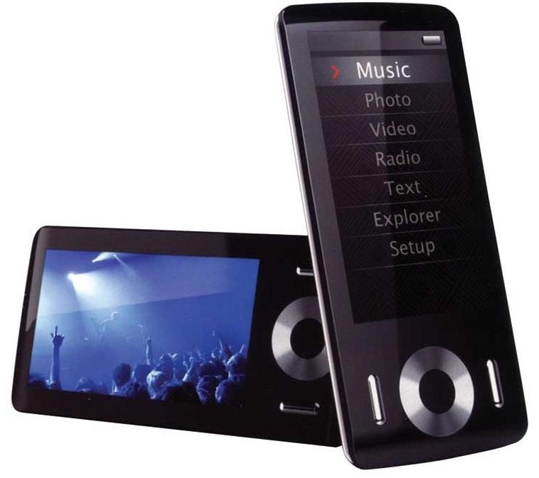 Da GBC,  nuovi lettori portatili multimediali MP620 e MP815