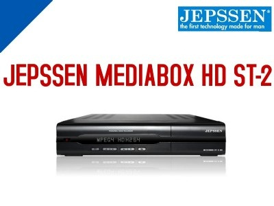Jepssen Mediabox ST-5 HD: ‏ due decoder in uno