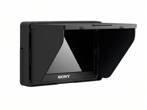 Sony CLM-V55, monitor LCD per le reflex digitali: presentazione, foto e video