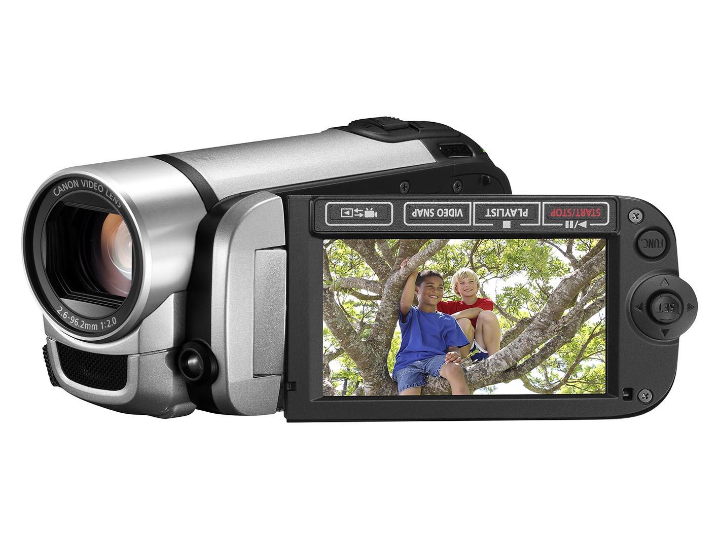 LEGRIA FS406 FSL LCD SILVER