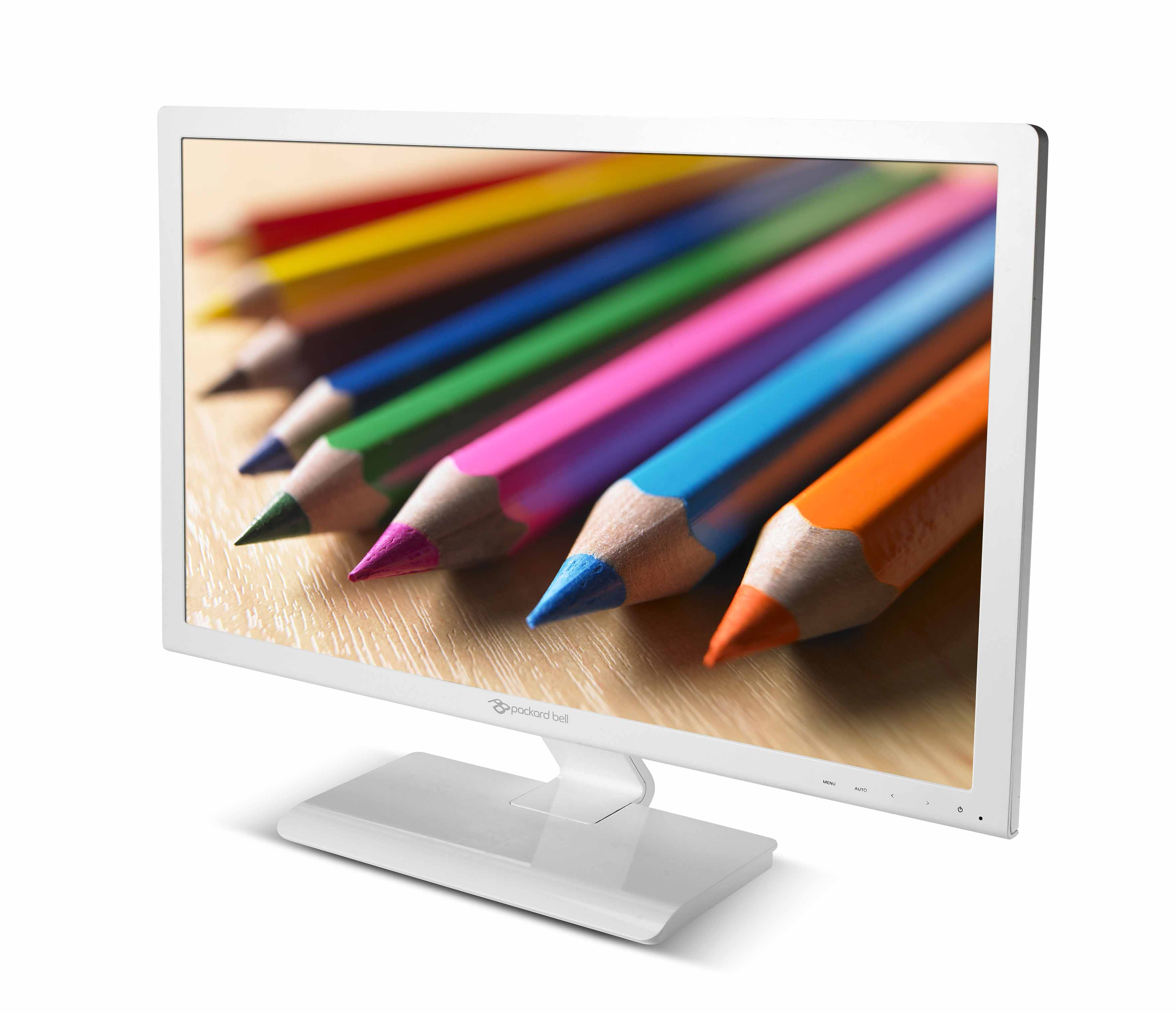 Monitor Maestro White 240 Led di Packard Bell: foto, specifiche e prezzi