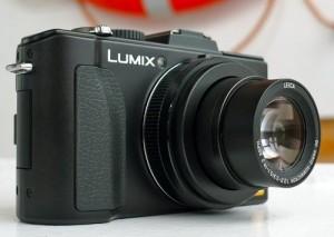 Lumix LX5 una compatta dai buoni standard qualitativi.