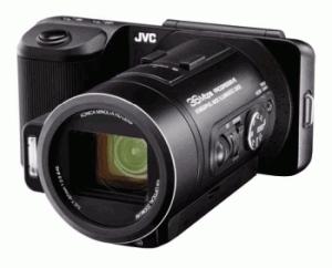 Nuova fotocamera-videocamera GC-PX10 da JVC.