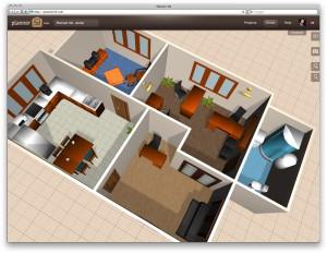 Planner 5d simulare l 39 arredamento con modelli 3d for Planner casa 3d