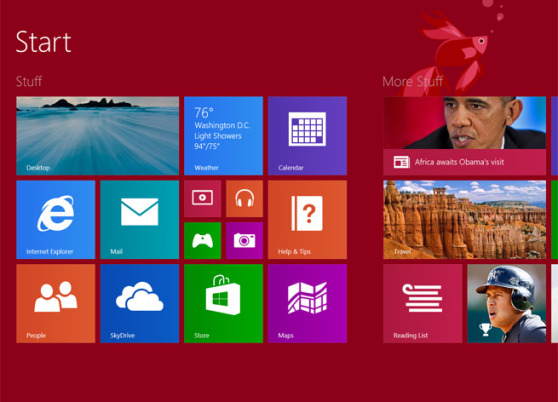 installare windows 8.1 pendrive usb flash avviabile